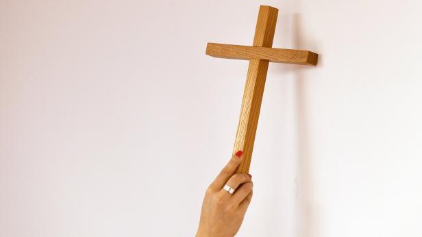 Magnet-Kreuz in der CDU-Fraktion Brandenburg