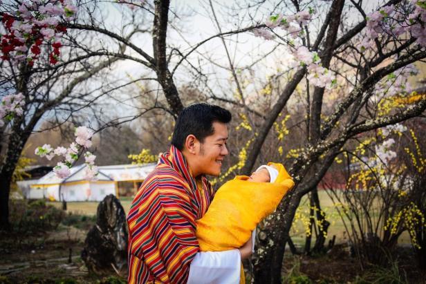 BHUTAN-POLITICS-ROYALS