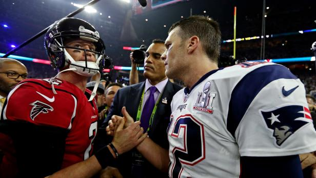 NFL: Super Bowl LI-New England Patriots vs Atlanta
