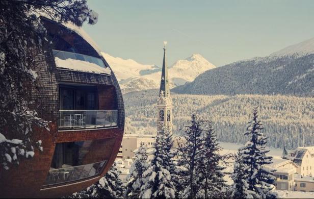 St. Moritz…