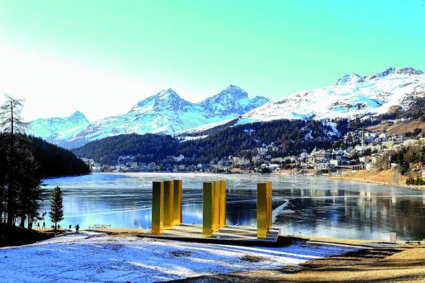 Places to Visit - St Moritz
