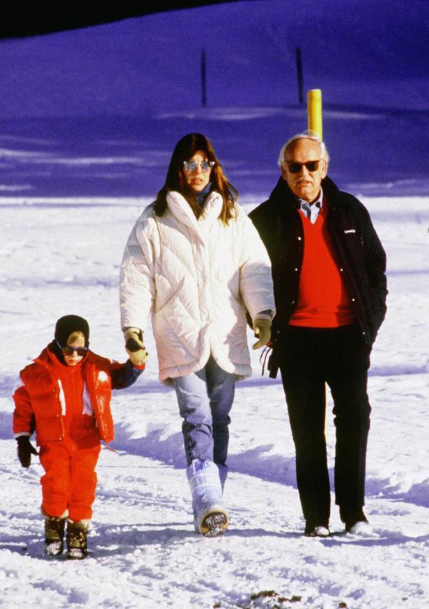 Retrospective On Prince Rainier