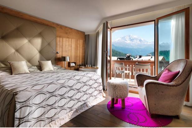 Hotel St. Moritz…