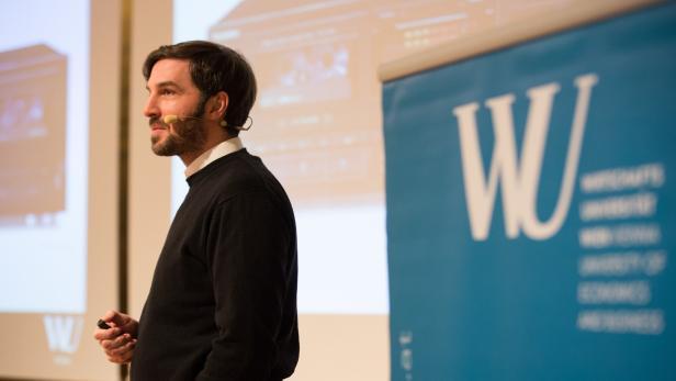 honorarfrei, Jürgen Angel, WU, Professor…