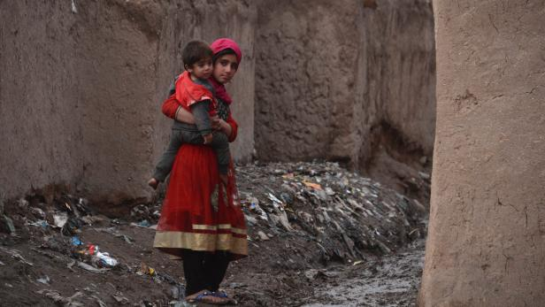 AFGHANISTAN-SOCIETY-CHILDREN