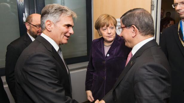 BELGIUM-AUSTRIA-EU-TURKEY