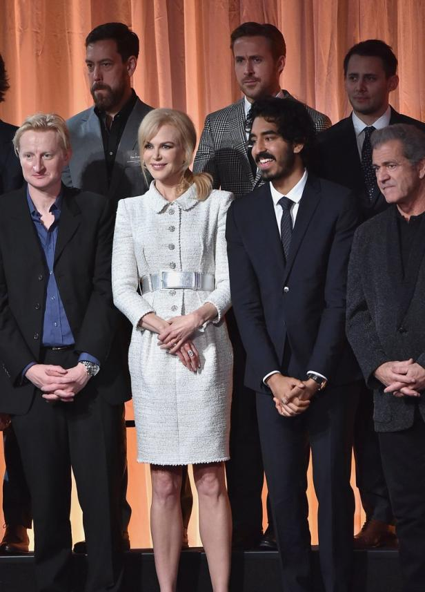 US-89TH-ANNUAL-ACADEMY-AWARDS-NOMINEE-LUNCHEON---I