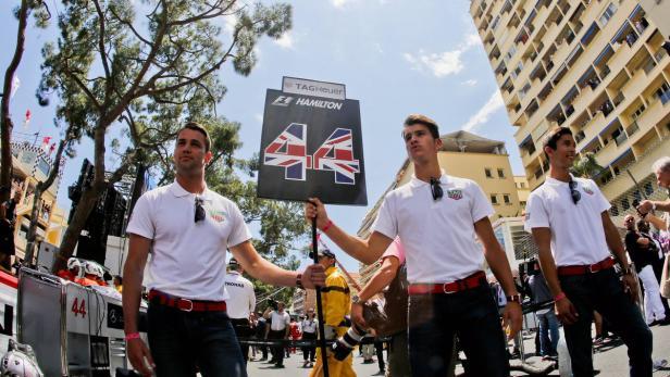 Monacos Grid Boys stießen nicht überall auf Gegenliebe.