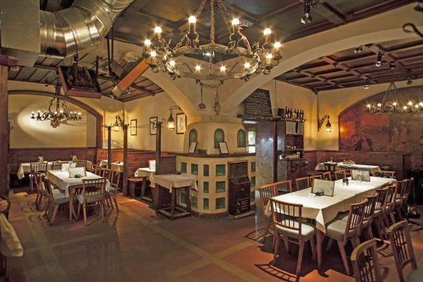 neues Restaurant, Mozart's, 1150 Wien