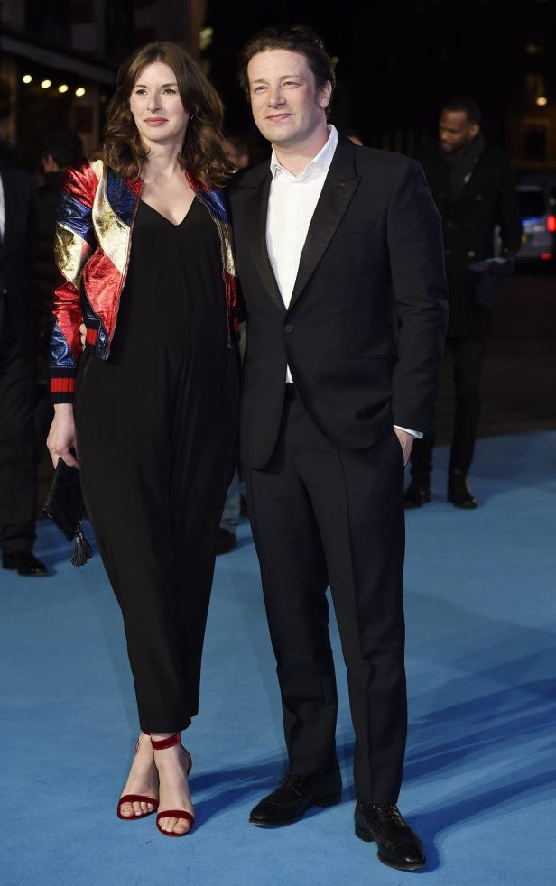 Eddie the Eagle film premiere in London