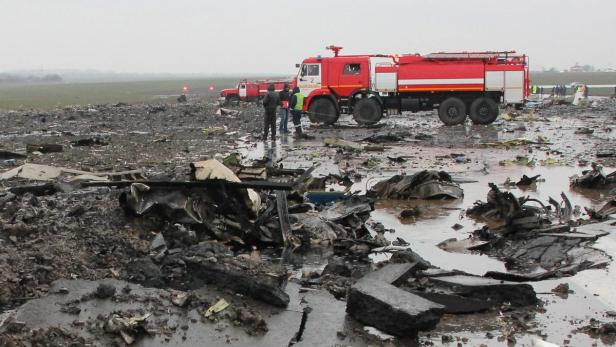 62 People killed in flydubai FZ981 plane crash in