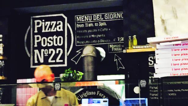 pizza posto…