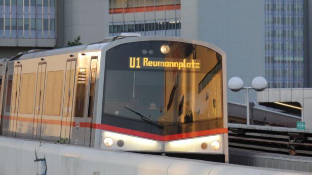 Offene U1-Verlängerung: Derzeit endet die Linie am Reumannplatz