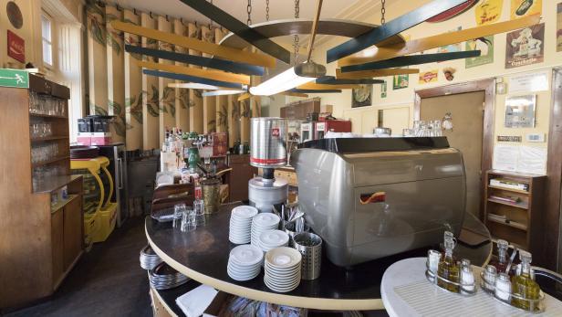 Cafe Rüdigerhof