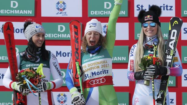 Alpine Skiing - FIS Alpine Skiing World Championsh