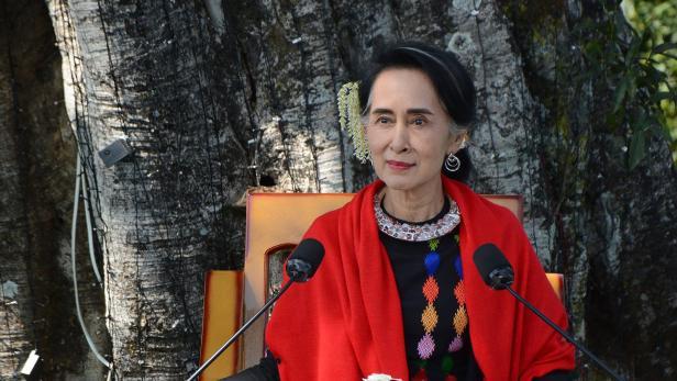 MYANMAR-POLITIC-UNION-DAY