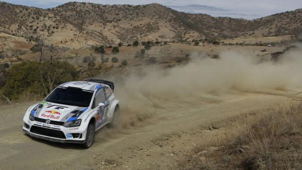 MEXICO MOTOR RALLYING WRC