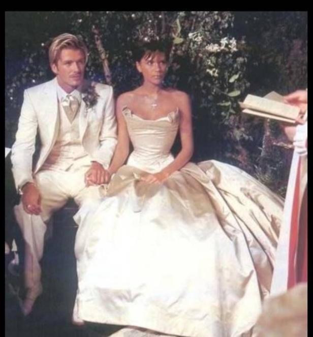 David Beckham…