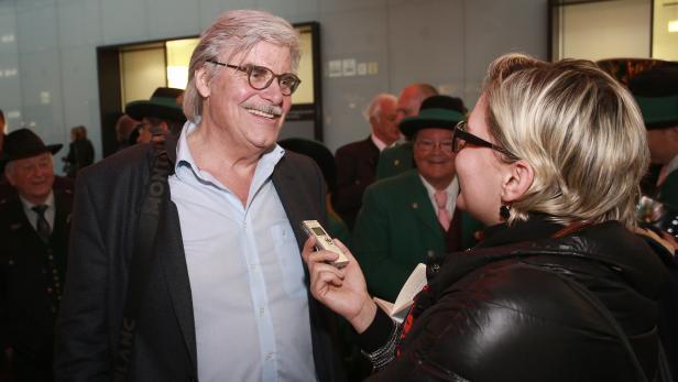Simonischek im Gespräch mit Lisa Trompisch