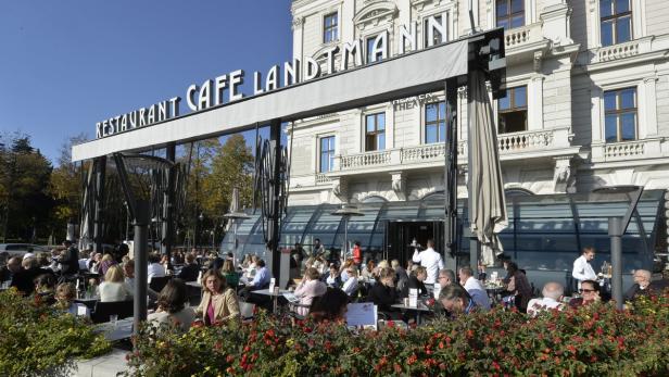 150 JAHRE RINGSTRASSE: CAFE LANDTMANN