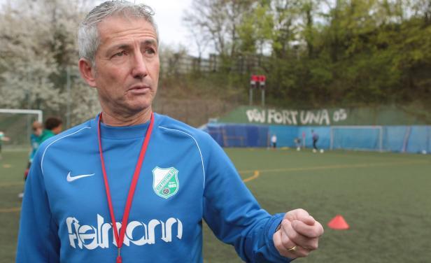 Kinder, Fußball, Trainer, Fortuna 05
