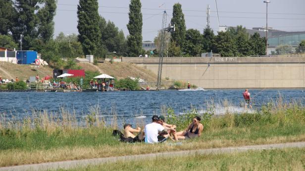 Donauinsel Hier Ist Es Wie Im Urlaub Kurierat