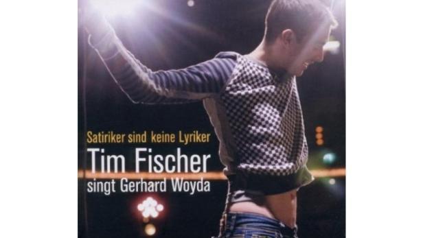 """Gibt's auch auf CD: Tim Fischer mit """"Satiriker sind keine Lyriker"""""""