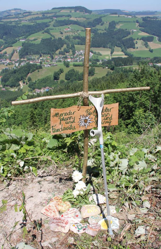 Vier Tote am Prochenberg bei Ybbsitz …