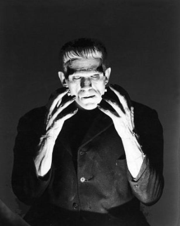 Der Roman von Mary Shelly wurde 1931 erstmals verfilmt. Frankensteins Monster spielte Boris Karloff.