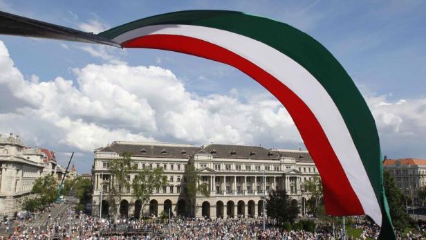 Starker Gegenwind für Ungarn