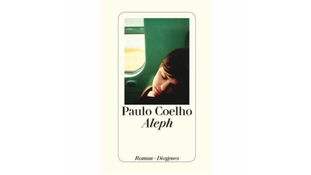 """Paulo Coelho: """"Aleph"""" Übersetzt von Maralde Meyer-Minnemann. Diogenes. 20,50 Euro."""
