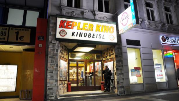 Wohnzimmer-Charme: Das Kepler Kino in Favoriten wurde bereits 1907 gegründet. Zu Neujahr stellte es seinen Betrieb ein.