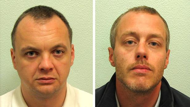 Schuldig gesprochen: Gary Dobson und David Norris.