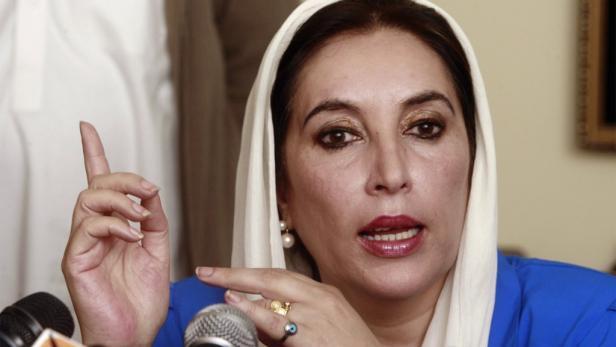 Benazir Bhutto wurde 2007 bei einem Anschlag getötet.