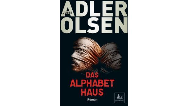 """Jussi Adler Olsen: """"Das Alpabethaus"""" Übers. von Marieke Heimburger, Hannes Thiess. dtv. 16,40 €."""