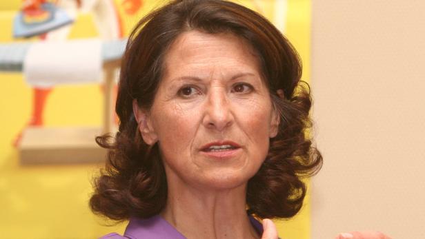 Antonia Rados ist langjährige Reporterin für den deutschen Sender RTL.