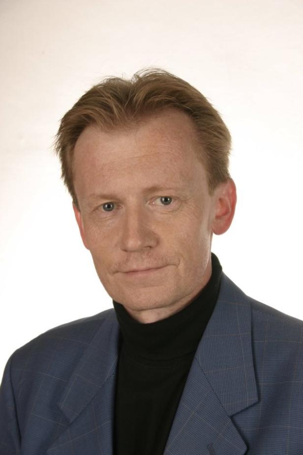 Theaterwissenschaftler, Filmexperte, Autor Günter Krenn