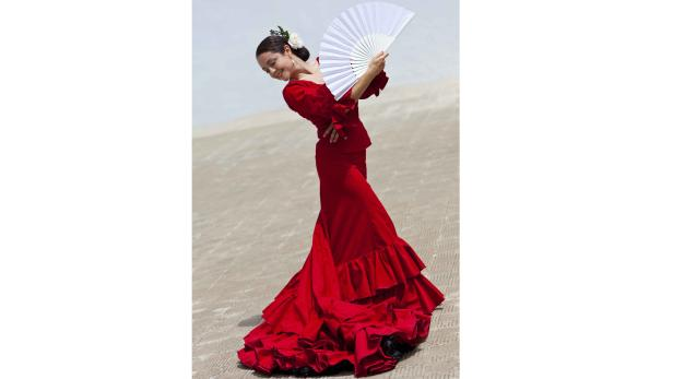 Flamenco-Show in Cordoba.