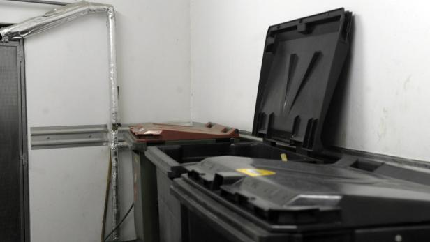 Die sterblichen Überreste von Stefanie P. wurden in Mülltonnen gefunden