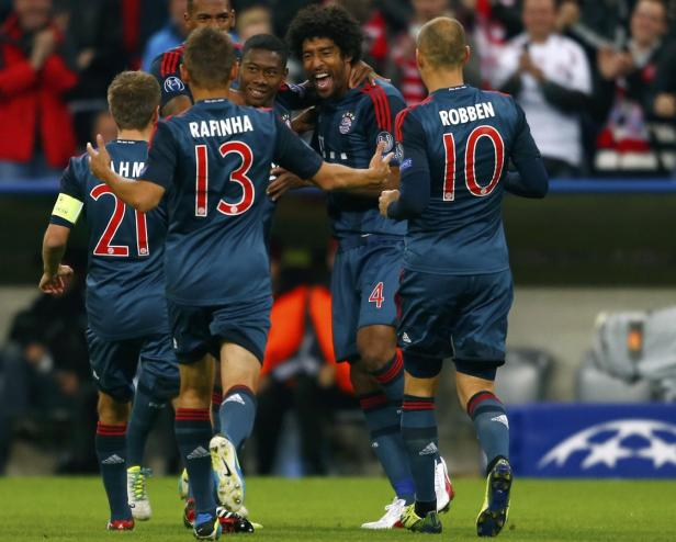 Dienstag Champions League