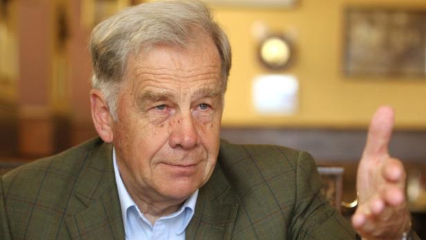 Koalitionsbedingung: Bernhard Görg, Ex-Chef der Wiener VP.