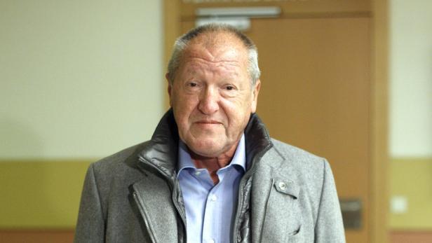 Von der FPÖ delegiert: Ernst Karl Plech, Grasser-Spezi.