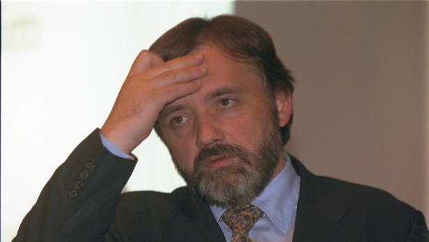 Stiftungsvorstand: Franz Zwickl, im Board der UniCredit.