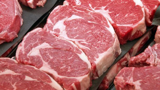 Bildnummer:  8542508  Fleisch Rindfleisch Roh…
