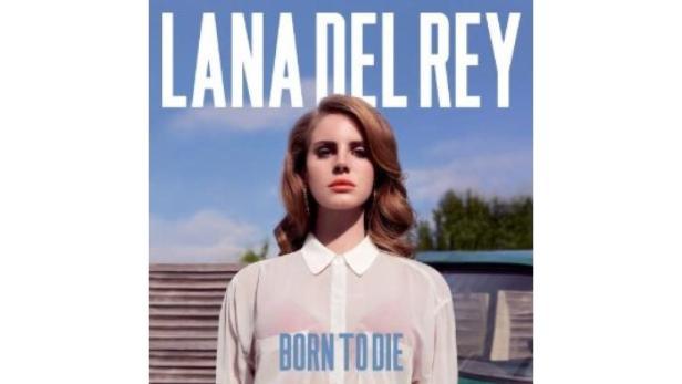 "Lana del Rey, ""Born To Die"" (ab Freitag im Handel)."