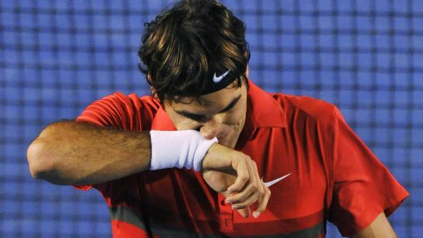 Nur 3 von 10 Breakbällen konnte Federer verwerten.