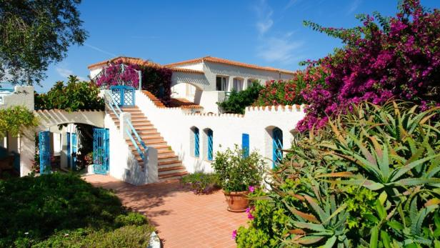4*-Residence Park Hotel Baja Sardinia, Ihr komfortables Quartier am Strand.