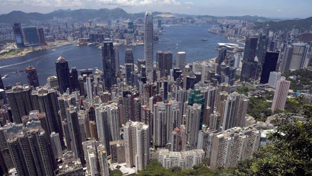 Nummer 1: Hongkong