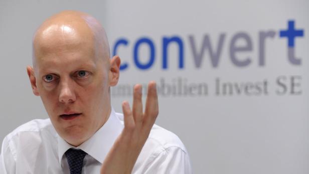 """Conwert-Verwaltungsratschef Meran: """"Schnäppchenzeit"""""""