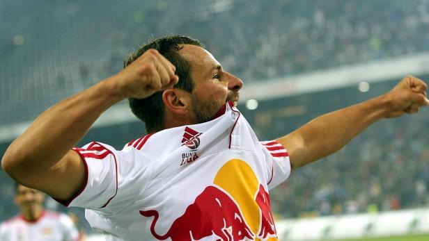 Wallner war zuletzt in Salzburg nicht wirklich zum Zuge gekommen.